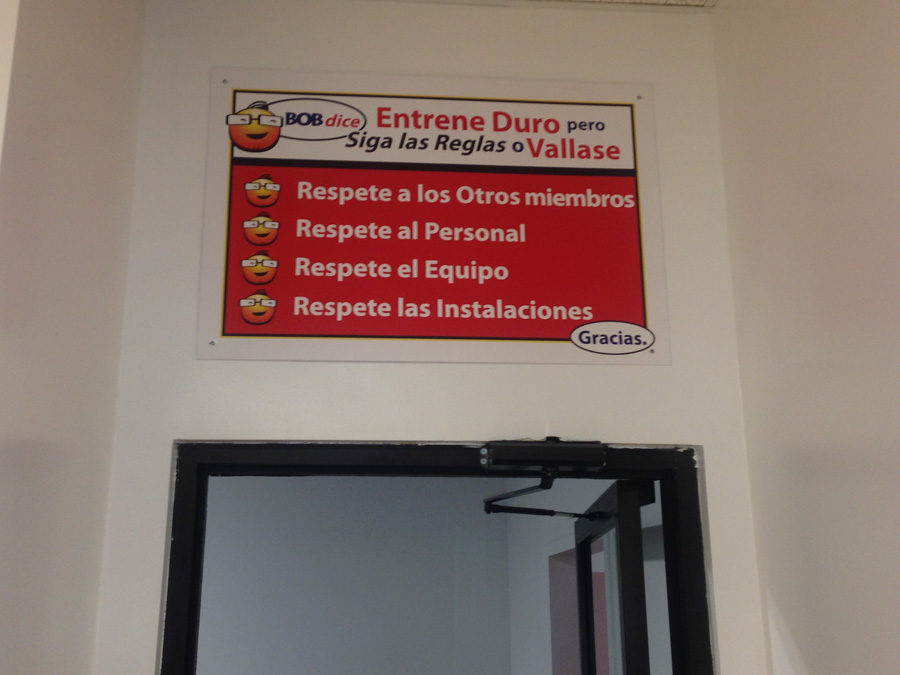 Point of Sale Signage