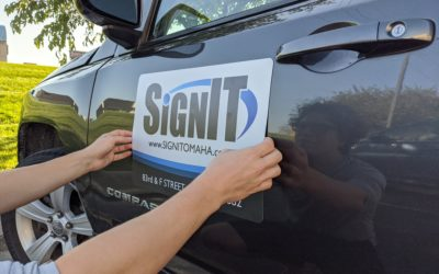 Caring for Your Vehicle Magnet